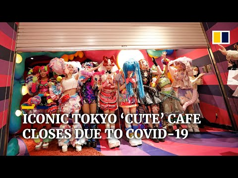In Tokyo, iconic 'cute' kawaii cafe closes its doors as business hit by Covid-19 pandemic