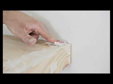 видео: Угловая полка своими руками | ๏̯͡๏ do it yourself ๏̯͡๏ |