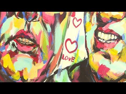 شاهد: لوحات للسلام والحب ينجزها رسام فيتنامي قبيل قمة ترامب وكيم في هانوي…  - نشر قبل 3 ساعة