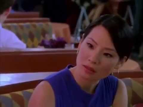 Lucy liu sex scene are