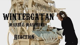 Wintergatan - Marble Machine (Reaction)