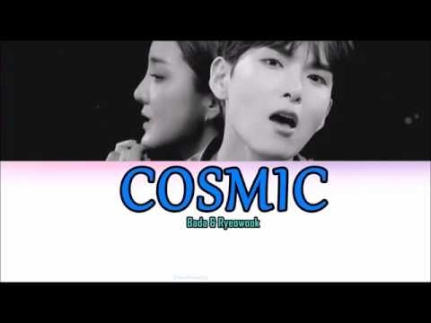 [STATION] Bada & Ryeowook Cosmic (Lyrics Sub Español Hangul Roma)