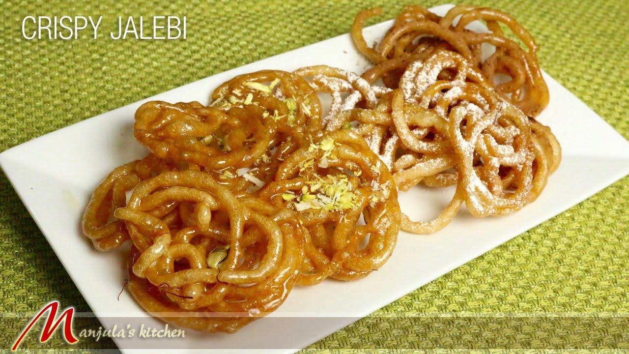 Crispy jalebi recipe indian dessert by manjula youtube crispy jalebi recipe indian dessert by manjula forumfinder Gallery
