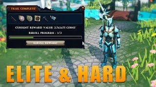 RuneScape 3 Loot From 9 Treasure Trails Elite/Hard 2018