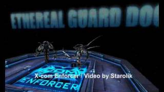 """""""X-com Enforcer"""" Monsters this game"""