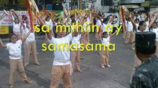the CALABARZON march by 4-pasteur