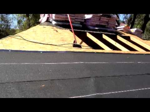 Tier 1 Roofing Roof Peel And Stick Underlayment Jacksonville Fl