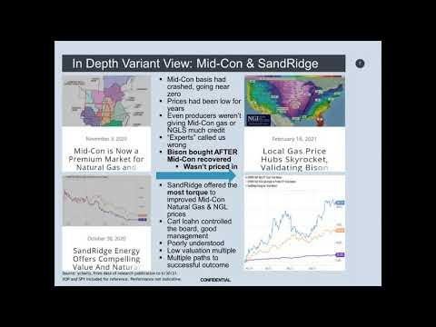 Three Contrarian Views - Value Investments in Oil and Gas