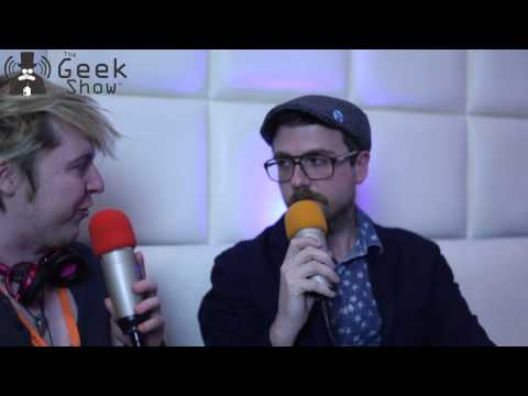 The Geek Show. Interview with Rex Crowle (Media Molecule)
