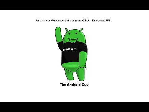 Android Weekly & Q&A Live Ep 85 - Samsung Pay Expands, Google Glass 2
