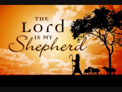 The Lord is my shepherd by QUEEN BRENDA