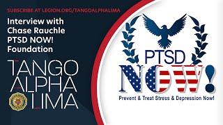 SE2-EP68 Tango Alpha Lima: Chase Rauchle PTSD NOW! Foundation