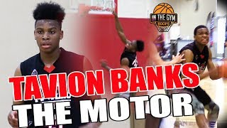 """2021 Wing Tavion Banks IS """"THE MOTOR"""