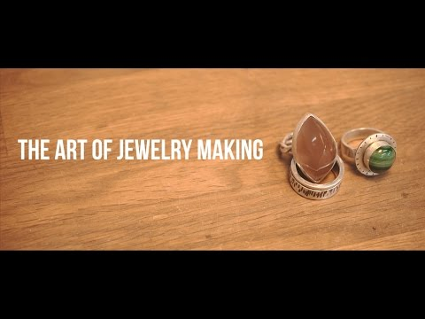 The Art of Jewelry Making - Jewelry Creations Workshop