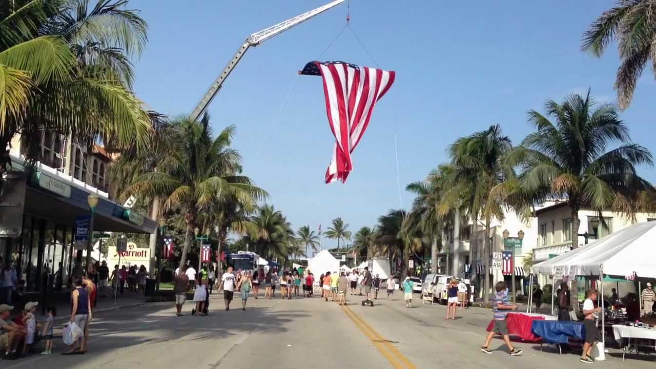 4th Of July Atlantic Avenue Delray Beach Fl