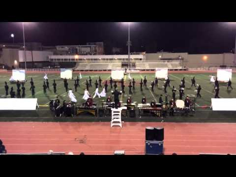 "LCHS Marching Spartans ""Take To The Skies"" - Friends and Family Show 2105"