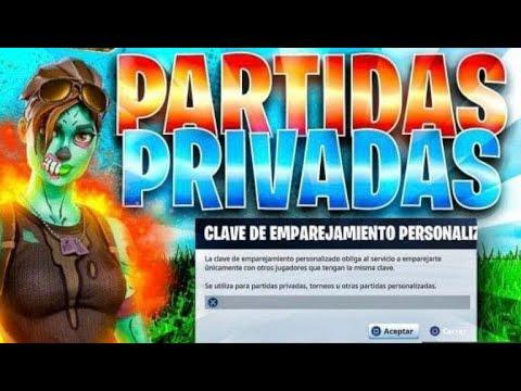 [#Fortnite #Argentina Y #Chile]Patidas Privadas o personalizadas  con subs|Space