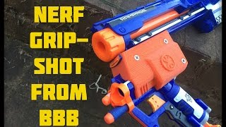 Honest Review: The Nerf GripShot From BBB (Now on Kickstarter)