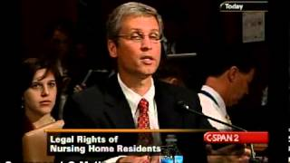 Stephen Ware Congressional Testimony on Arbitration, June 18, 2008