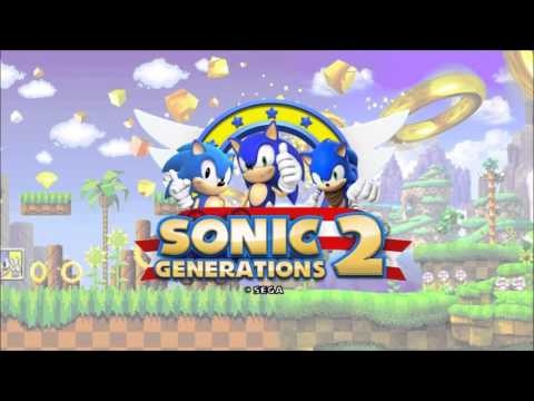 Sonic Generations 2 - Title Screen (Fanmade)