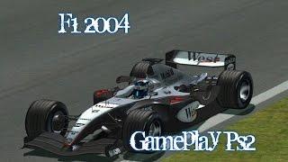F1 2004 - Gameplay - Español - PS2
