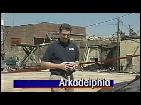 THV Ruins To Recovery 1997--Tornadoes in Arkansas