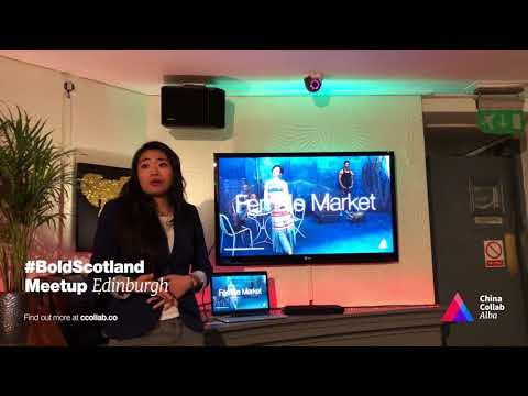 The Middle Class, Millennials & Female Markets in China   CCoA #BoldScotland Meetup April