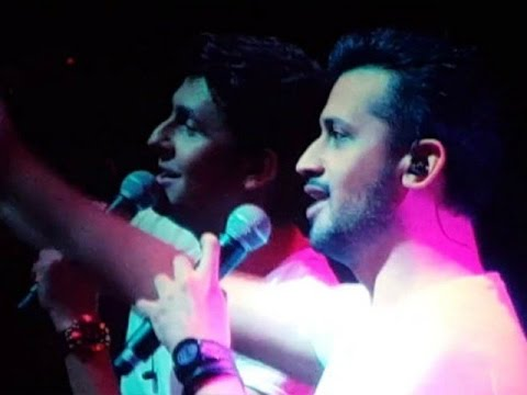 Atif Aslam & Sonu Nigam at Their BEST LIVE || Must LISTEN ||
