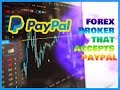 Which Forex Brokers Accept PayPal in 2018?