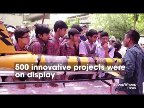 We Visited IIT-Delhi's Open House Event and Saw These Amazing Innovations