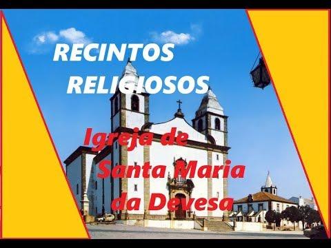 Recintos Religiosos - Igreja de Santa Maria da Devesa
