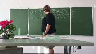 Видеоурок русского языка   Неизменяемые на письме приставки