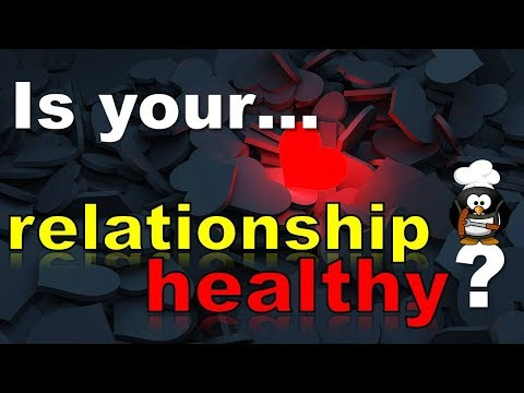 ✔ Is Your Relationship Healthy? - Personality Test Love Quiz
