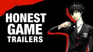 PERSONA (Honest Game Trailers) thumbnail