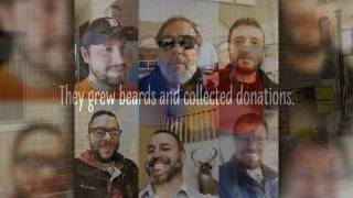 VAST raises over $2,500 with Beards For Beacon