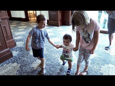 Kids Explore 5 Diamond Resort 🙀| Nemacolin Woodlands Resort