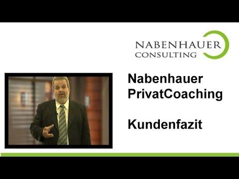 Kommunikationstrainer Siegfried Lachmann über seine Nabenhauer Privatcoaching Erfahrungen