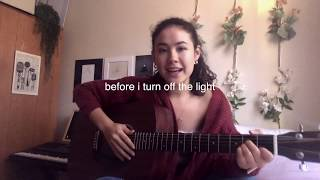 original song: before i turn off the light