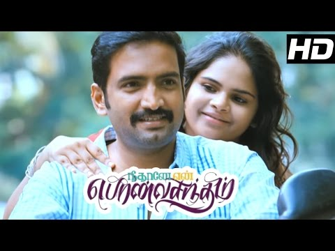 Neethane En Ponvasantham Full Movie | Scenes | Santhanam and Vidhyulekha in Love | Jiiva | Santhanam