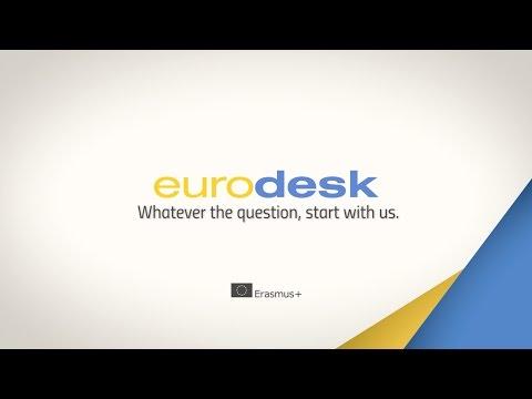 Eurodesk - Ükskõik mis küsimuses, alusta meiega
