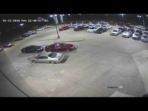 Late Night Car Dealership Activity 1/21/18