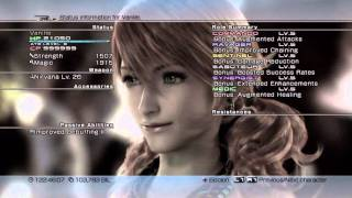 [HD] Final Fantasy XIII (FFXIII) Platinum Trophy Save