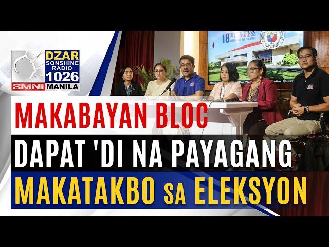 Makakaliwang partylist, dapat 'di na payagang makatakbo sa 2022 elections - Pastor Quiboloy