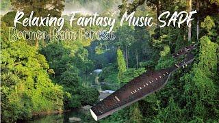Download Musik Penenang Pikiran [Instrumen sape'e BORNEO]
