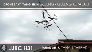 Baixar JJRC H31 | Unboxing & Review Indonesia
