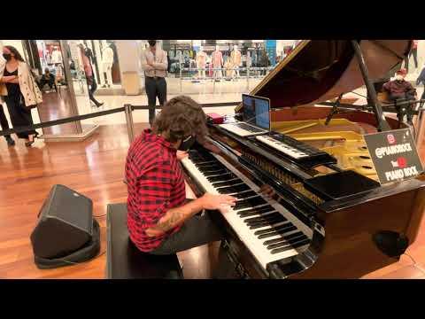 Olivia Rodrigo Drivers Licence Piano Rock Cover