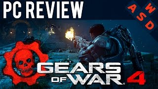 Gears Of War 4 Review | Windows 10 PC Gameplay and Performance | Tarmack