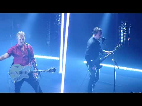 Queens of the Stone Age  Feel Good Hit of the Summer & A Song for the Dead