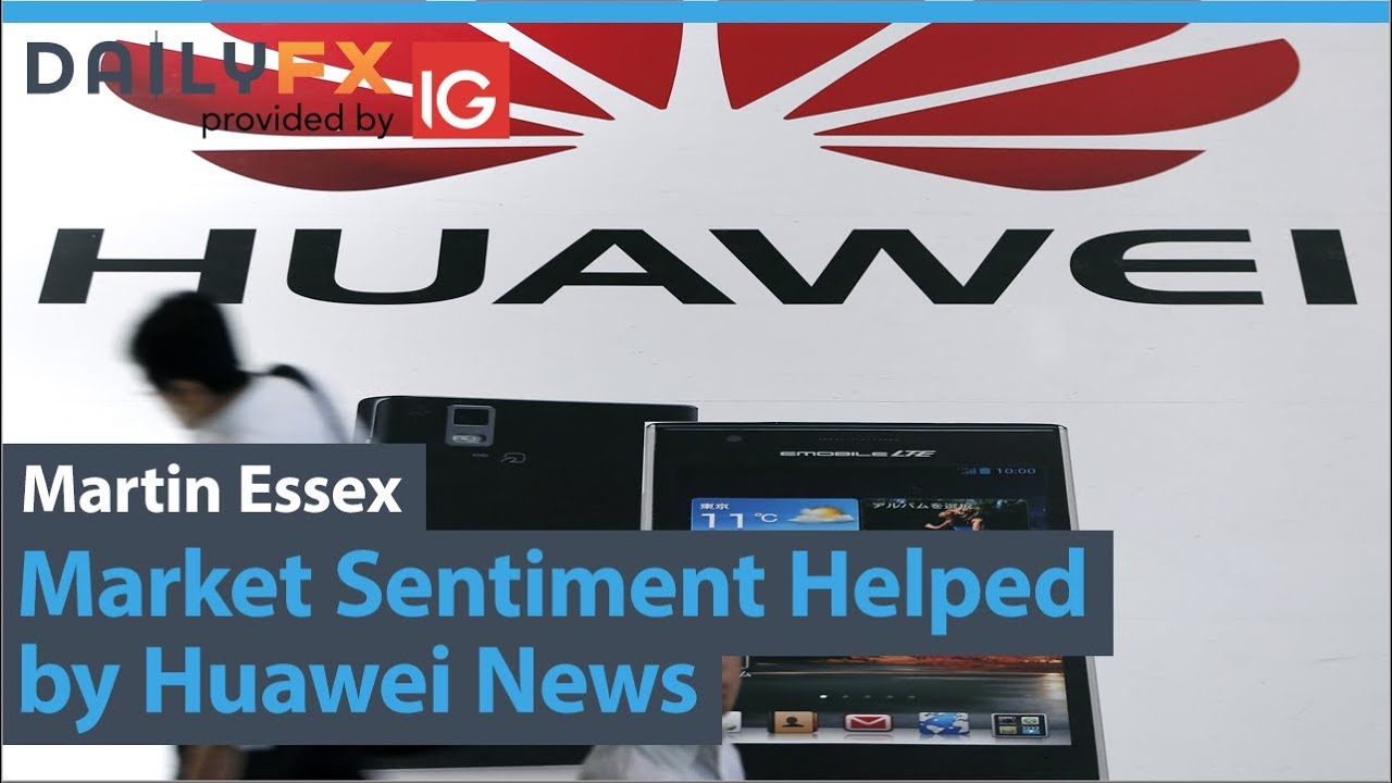 Trading Sentiment Recovers on Huawei News   Webinar