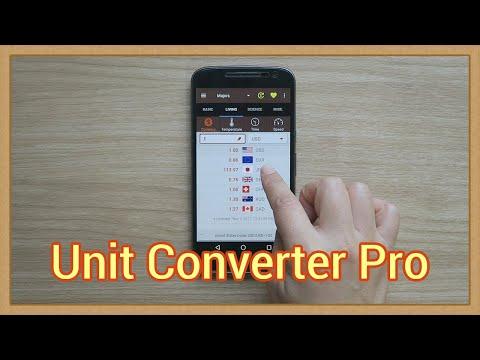 Unit Converter Pro v2.4 (Smart Tools)